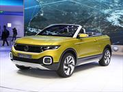 Volkswagen T-Cross Breeze, un USV ligero y convertible