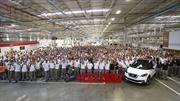 Planta de Nissan en Resende celebra la meta de 400.000 vehículos fabricados