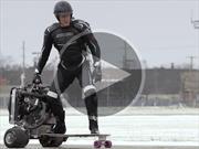 Dolph Lundgren se pone extremo con un motor Ford EcoBoost de 1.0 L