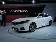 Kia Cadenza 2017, el lujoso futuro de la marca