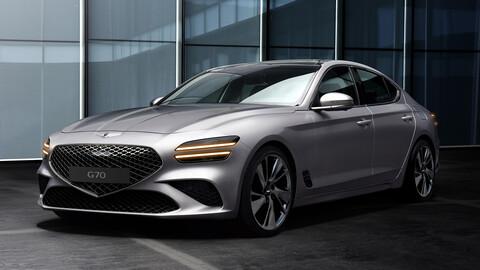 Genesis G70 2021 es actualizado para cerrar la brecha con Audi, BMW y Mercedes-Benz