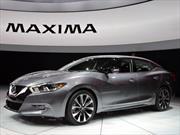 Nissan Maxima 2016, adiós al diseño conservador