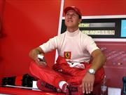 ¡Michael Schumacher, despertó!