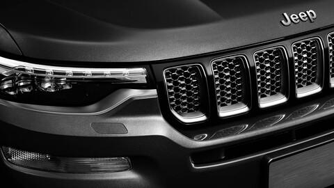 Jeep revela un teaser de su próximo SUV para siete pasajeros