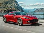 Aston Martin Vanquish Zagato, elegancia y velocidad exóticos