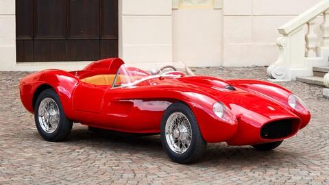 Ferrari 250 Testa Rossa J: El Cavallino recupera a un ícono de su historia