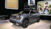 Volkswagen Atlas Basecamp Concept, listo para salir de paseo
