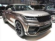Range Rover Velar 'tuneada' se roba el show en Ginebra