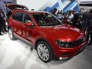 Nuevo Volkswagen Tiguan, la segunda generación sale a conquistar al mundo