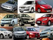 Top 10 los autos más vendidos en 2012
