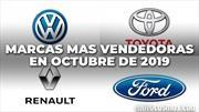 Top 10: las marcas más vendedoras de Argentina en octubre de 2019