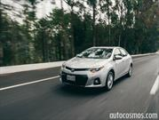 Toyota Corolla 2016 a prueba
