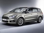 Ford S-Max 2015 se presenta