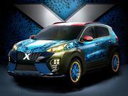 Kia X-Car, una Sportage inspirada en Mystique
