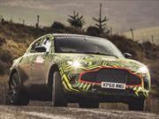 Aston Martin confirma su primer SUV para 2019