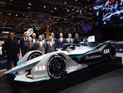 Video: debuta el Gen2, el nuevo monoplaza de la Fórmula E