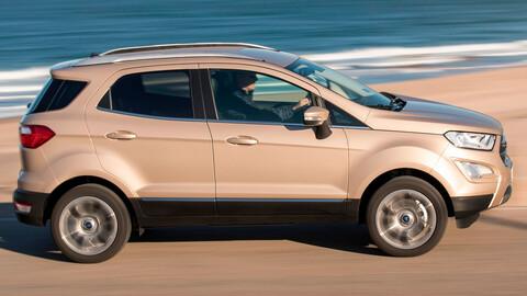 Las próximas SUV de Ford y Mahindra serán diseñadas por Pininfarina