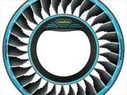 Goodyear desarrolla neumáticos para vehículos autónomos voladores