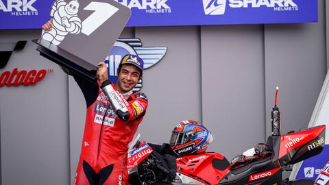 MotoGP 2020: otro piloto en la lista de ganadores