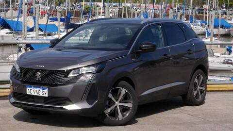 Test Peugeot 3008 HDi 2021: SUV diesel a prueba