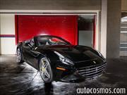 Ferrari California T 2015, un auto adictivo