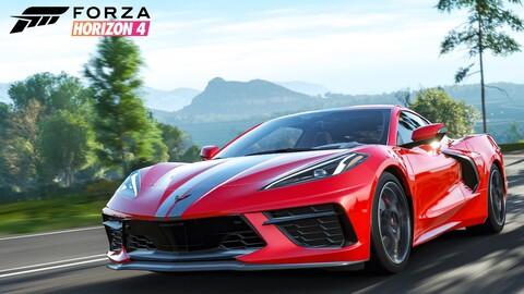 Corvette Stingray llega a Forza Horizon 4