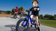 Seguridad para los chicos en bici