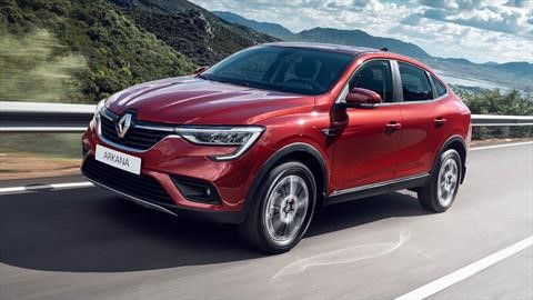 Renault Arkana 1.3 Turbo ya está homologado en Chile