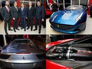 Ferrari inauguró su primera vitrina en Colombia