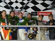 6 Horas de Bogotá: Equipo ecuatoriano y Motorcraft Racing, los mejores