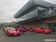 Club Ferrari Chile se embarca en inédito Rally por la Patagonia