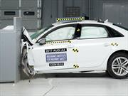 Audi A4 2017 obtiene el Top Safety Pick+ del IIHS