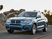 BMW X4 M40i 2017, con 360 hp de poder
