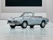 BMW restaura un 1600 GT Convertible de 1967