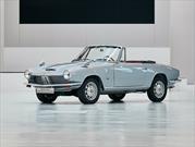 Es restaurado el único BMW 1600 GT Convertible 1967