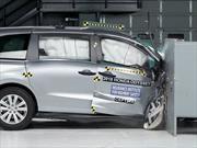 Honda Odyssey es la minivan más segura según pruebas de impacto del IIHS
