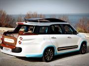 FIAT 500L Tiberio, el taxi creado por Castagna