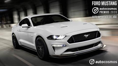 Premio Autocosmos Auto importado 2020: Ford Mustang GT