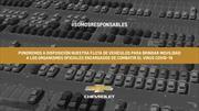 Coronavirus: General Motors Argentina puso su flota a disposición del Estado