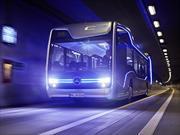 Mercedes-Benz crea autobús autónomo
