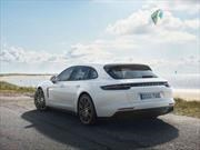Porsche Panamera Turbo S E-Hybrid Sport Turismo 2018, poderío ecológico
