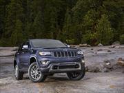 Jeep Grand Cherokee se renueva en Detroit 2013