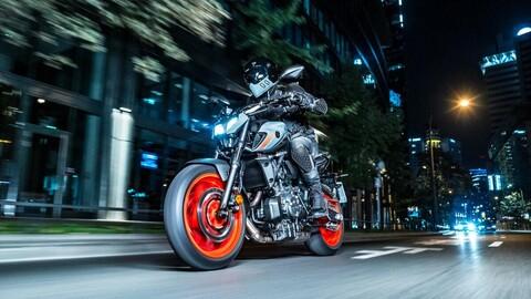 Yamaha adelanta señas clave de la nueva MT-07