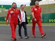 Ferrari en problemas: Camilleri no está seguro de los objetivos que puso Marchionne