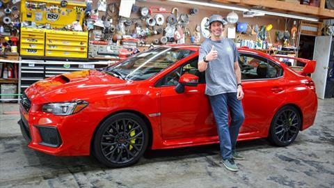 Subaru y Travis Pastrana toman la posta en las Gymkhanas de Ken Block y Ford