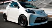 Toyota iQ Supercargado modificado por Gazoo Racing