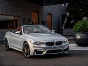 Nuevas imágenes del BMW M4 Convertible