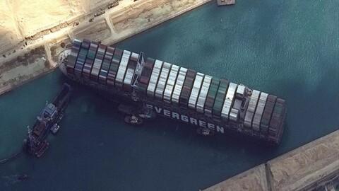 Pandemia, falta de componentes y ahora el canal de Suez... todo en contra para las automotrices