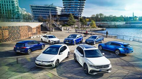 Volkswagen tiene 9 modelos plug-in hybrid a la venta