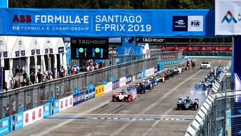 La Fórmula E 2021 correrá dos carreras en Santiago